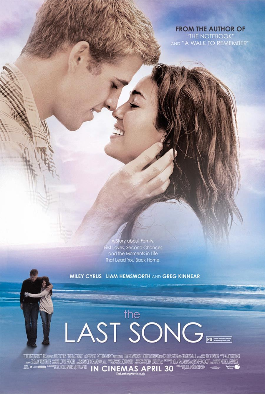 affiche-the-last-song-41570